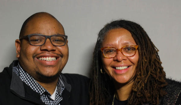 Lisa Bouler Daniels grew up knowing she was adopted. She didn't know her birth mother, but she met Benjamin Chambers, her half brother, in January 2018.