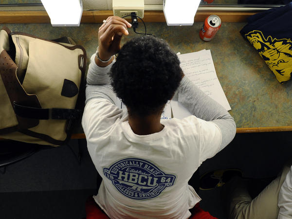 The Student Borrower Protection Center, a watchdog group, says one lender seems to charge higher rates to graduates of historically black colleges.