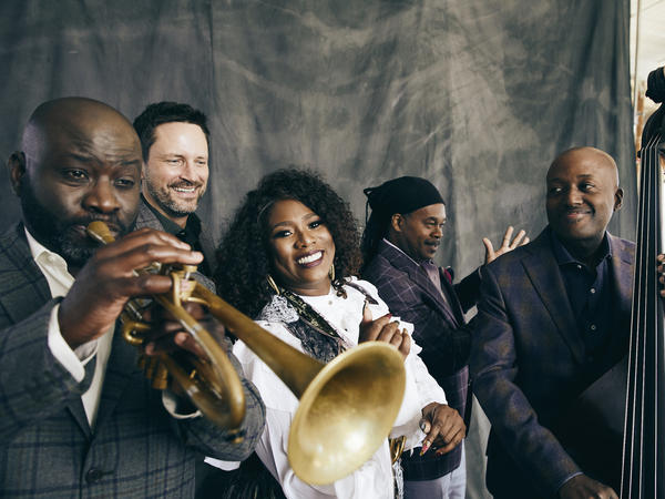 Ranky Tanky combine traditional Gullah music — which originated with the descendants of formerly enslaved Africans who made lived in South Carolina's low country — with contemporary gospel and R&B.