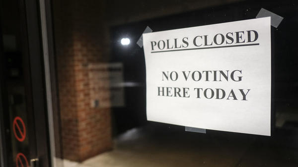 Polling stations throughout Ohio were shut down on March 17 as Gov. Mike DeWine called for the state's primaries to be pushed back to June. That leaves many young voters in the state waiting for their first chance to participate in an election.