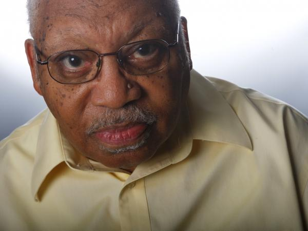 Pianist and educator Ellis Marsalis, photographed in 2008.
