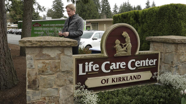 "In a statement, Life Care Center of Kirkland has ""successfully"" worked with Centers for Medicare and Medicaid Services to address the ""Immediate Jeopardy"" citations."
