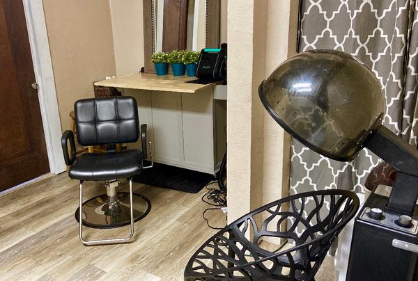 Black-owned barbershops, beauty and nail salons are among the businesses taking a financial hit due to the coronavirus.
