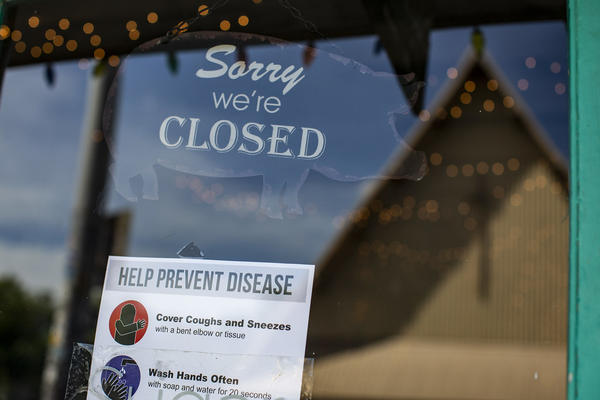 Many people who have lost their jobs during the coronavirus pandemic have also lost their health insurance.