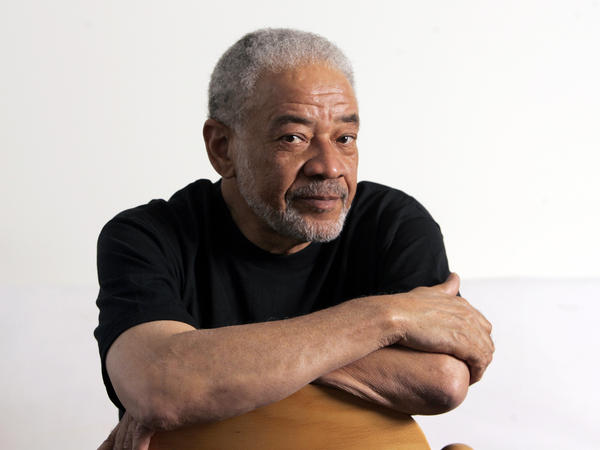 Bill Withers, photographed here in 2006, was an artist more concerned with writing stories about humanity's pain than landing a pop hit.