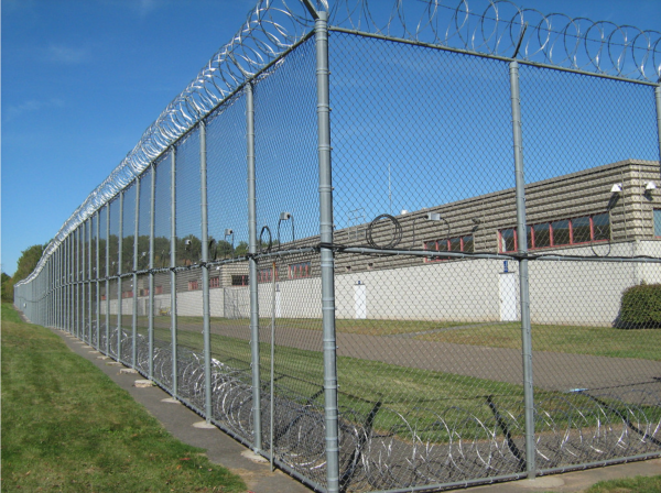 Five inmates in the Cybulski building at the Willard-Cybulski Correctional Institution in Enfield have tested positive for COVID-19. The entire facility is now on lockdown.