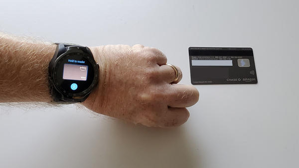 Many newer smartwatches, credit cards and smartphones come with contactless payment systems.