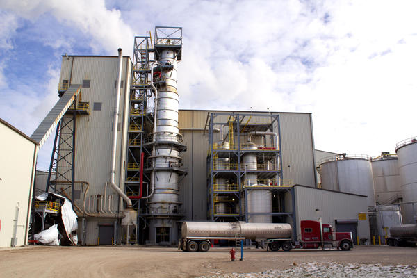 POET previously idled its cellulosic ethanol plant in Iowa.