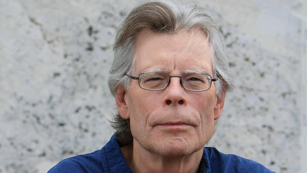 "Novelist Stephen King says writing is like leaving the ordinary world for a world of his own making: ""It's a wonderful, exhilarating experience."""
