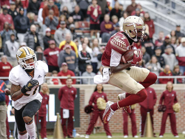 Through guarantee games, like last year's contest between heavily-favored Florida State and Alabama State, lesser schools can turn huge losses into huge paydays.