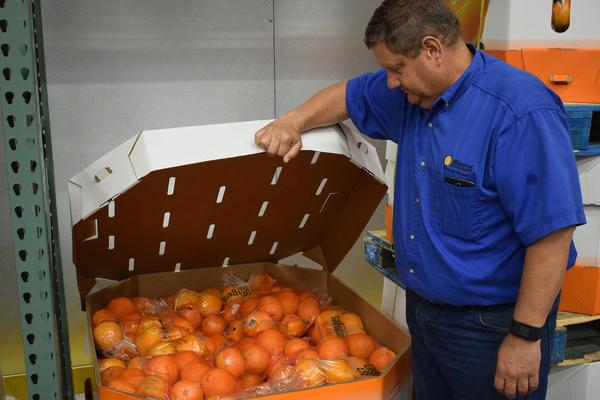 The Midwest Food Bank worked with 2,000 organizations last year in eight regions and three countries.