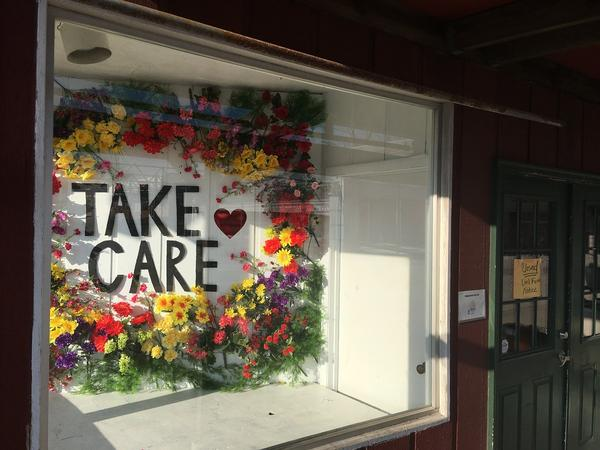 Casey's Garden Shop in Bloomington has been closed since Illinois' shelter-in-place order took effect March 21.