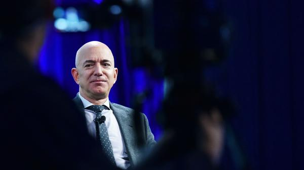 """A next step in protecting our employees might be regular testing of all Amazonians, including those showing no symptoms,"" Amazon CEO Bezos wrote on Thursday."