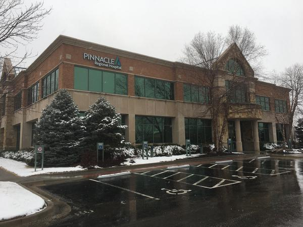 Pinnacle Regional Hospital, formerly known as Blue Valley Hospital, filed for Chapter 11 bankruptcy protection in February.