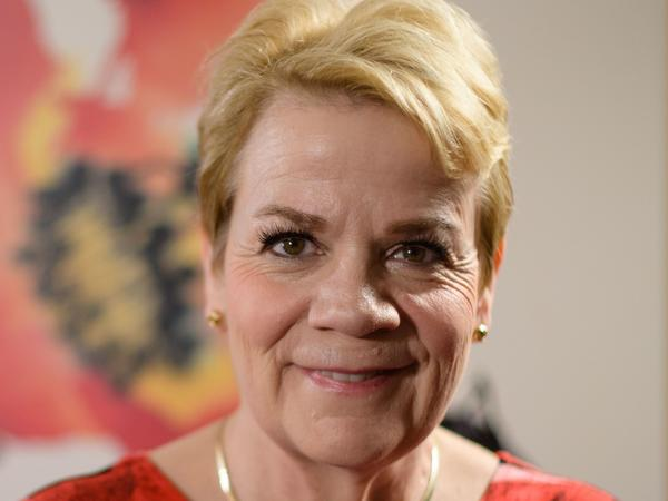 NPR's Scott Simon spoke with Marin Alsop about the end of her tenure as musical director of the Baltimore Symphony Orchestra and a less heralded part of her career: her 1980s swing band.