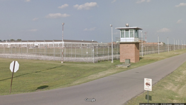 Ohio's prison system accounts for more than 20% of its 12,919 confirmed coronavirus cases. Mass testing at the Marion Correctional Institution, seen here, found more than 1,800 cases.