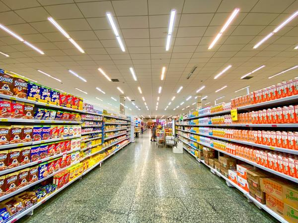 Is your local grocery store still out of bread? It has more to do with the food supply chain than with personal hoarding.