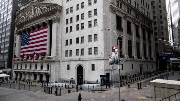 On the now-digital and remote floor of the New York Stock Exchange, oil prices, along with the effects of the coronavirus, have kept stocks down.
