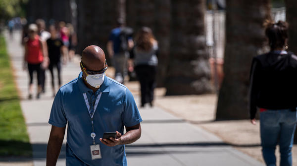 Starting Thursday, the U.S. Census Bureau is sending emails to close to 14 million people for a new government survey asking how the COVID-19 pandemic is affecting the country.