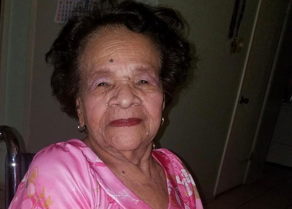 Maria Hernandez, 91, died last week after testing positive for the coronavirus.