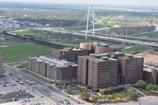 The Dallas County jail