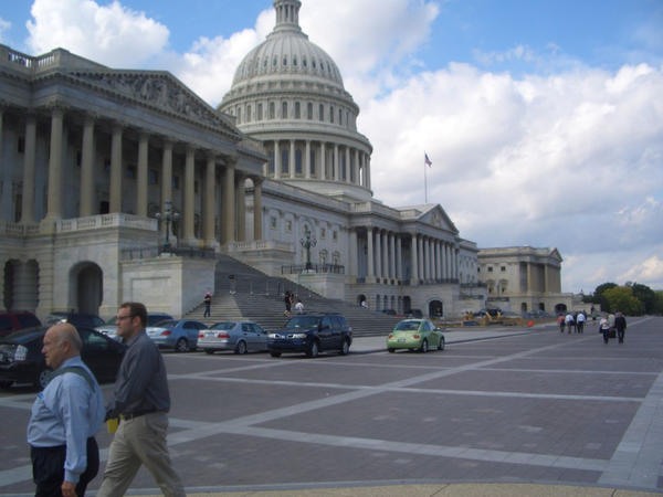 Congress has approved three aid packages. State and local governments are hoping for assistance but the Senate majority leader this week said he is not in faovr of that.
