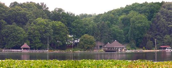 Sippo Lake in Canton has remained open during the pandemic. If Stark Parks levy fails, the lake will likely be closed.