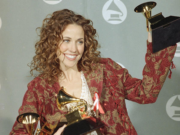"""Sheryl Crow won three Grammy awards in 1995, including record of the year for """"All I Wanna Do"""" off her album, <em>Tuesday Night Music Club.</em> For this session, we revisit her 1993 interview about her debut."""