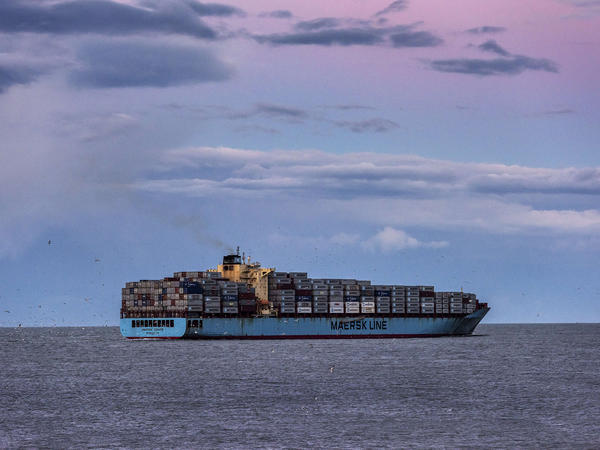 Container ships and other maritime vessels currently run on pollutant-intensive heavy fuel oil. The world's largest container-shipping company, Maersk, has promised to make its operations zero carbon by 2050. Doing so will require using new fuels such as hydrogen.