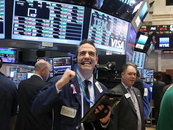 The S&P 500 has seen a nearly fivefold increase since the depths of the Great Recession. It has gone up nearly 30% this year alone.