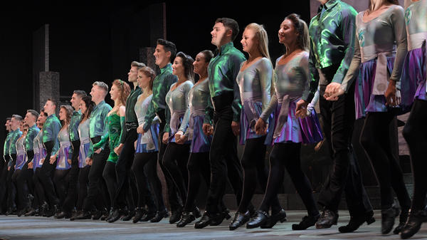 The current production of <em>Riverdance</em> was updated for its 25th anniversary. But performances have been postponed for the rest of the month because of the coronavirus pandemic.