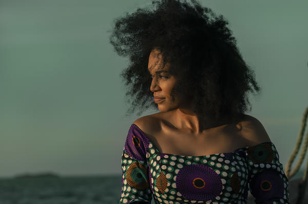 Pearl Thusi plays crime-fighting Queen Sono in the new Netflix spy series.