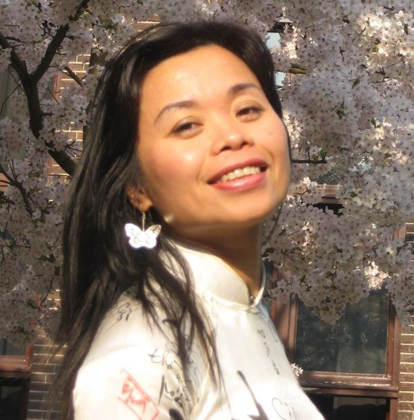 Ngyuen Phan Que Mai grew up amid the devastation of the Vietnam War. She worked as a street vendor before going to college in Australia and becoming a writer.