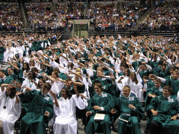 Graduation for Mason's class of 2020 will look much different than years past.