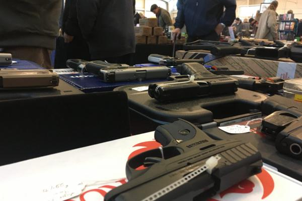 According to one industry estimate, Americans are buying more handguns—and many are buying a gun for the first time.