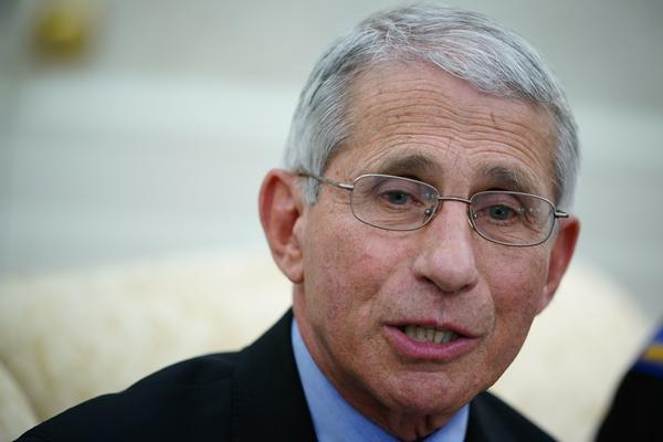"""Dr. Anthony Fauci, director of the National Institute of Allergy and Infectious Diseases, is entering a partial quarantine after making a """"low-risk"""" contact with someone who tested positive for COVID-19."""
