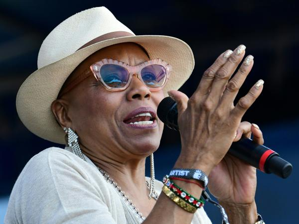 Dee Dee Bridgewater is a member of a new group called the Jazz Coalition. It seeks to pay out-of-work jazz musicians to produce new music while they're unable to gig.