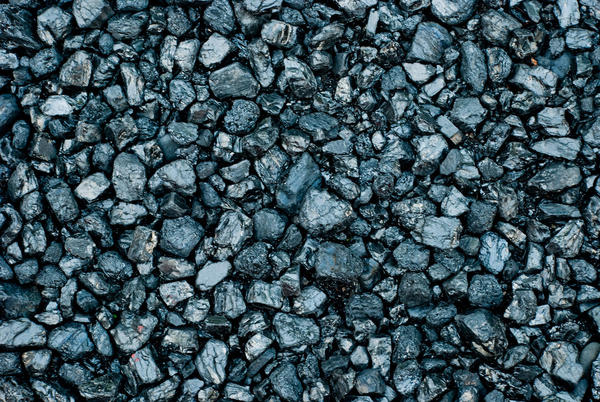 A pile of coal from a 2012 stock image.