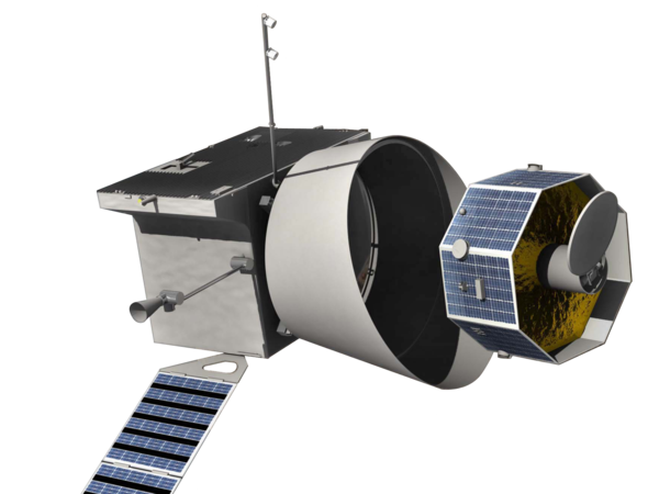 Bepi Colombo spacecraft