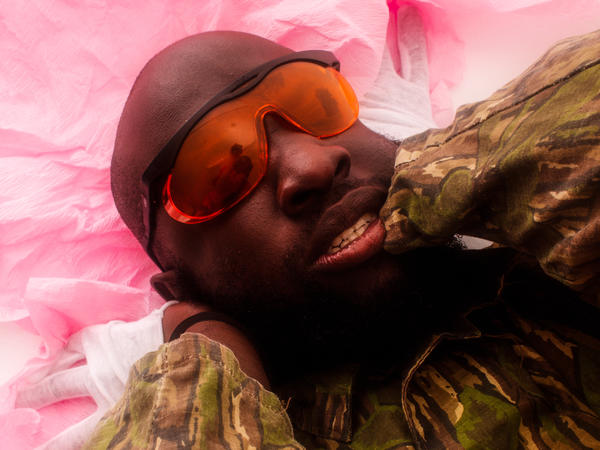 """After recording as """"Kidepo,"""" Jonah Mutono's switch to his real name coincided with his decision to come out. His debut album <em>GERG </em>is about reconciling that identity with his Ugandan upbringing."""