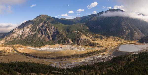 The Montana Department of Environmental Quality is accepting public comment on a proposal to expand the tailings storage facility at the East Boulder Mine.