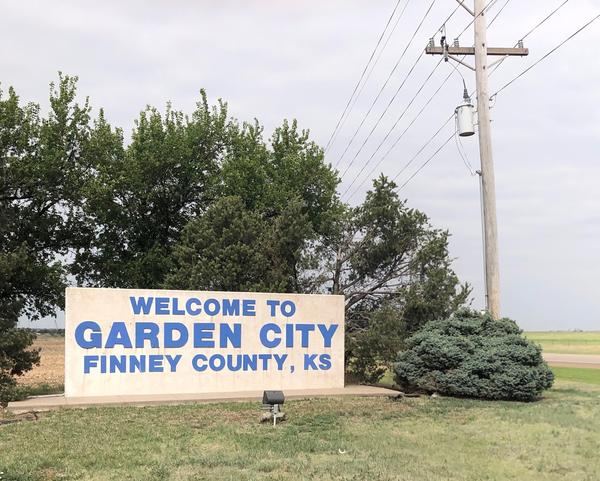 Finney County, as of Monday, ranked second behind Ford County for the highest number of COVID-19 cases in Kansas.
