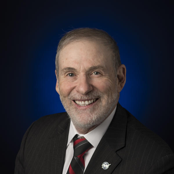 Douglas Loverro, associate NASA administrator for the human exploration and operations mission directorate, in an official portrait taken in January. Loverro announced his resignation on Tuesday.