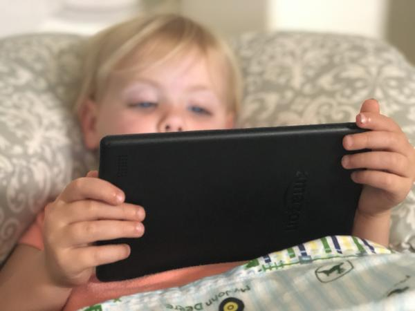 For parents trying to work from home during the pandemic, letting their children have more screen time has been a way to manage. But parents can try engaging them after that screen time.