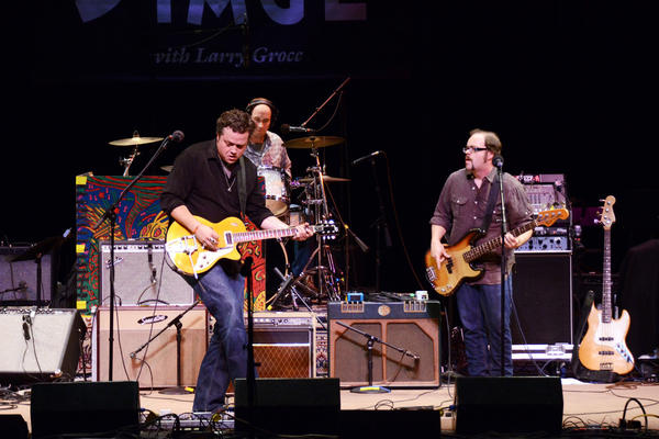 "Seen here in 2011, Jason Isbell & the 400 Unit were touring in support of the album ""Here We Rest."""