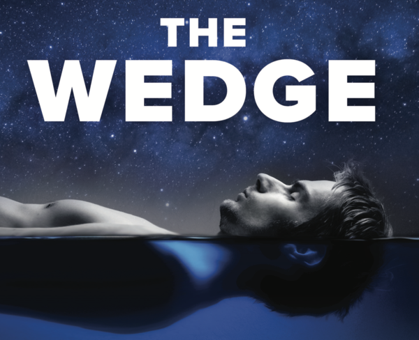 """""""The Wedge: Evolution, Consciousness, Stress and the Key to Human Resilience,"""" by Scott Carney. (Courtesy)"""