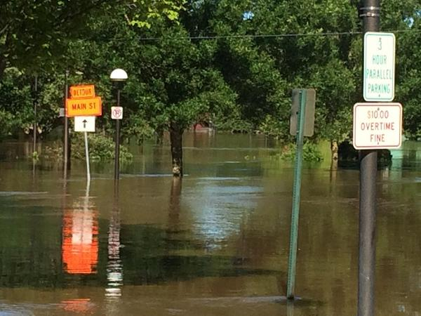 Flood clean-up continues today in and around Midland County. Contractors are starting to get to homes and businesses, but it's estimated that full repairs could take as much as a year.