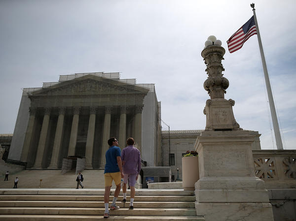 The Supreme Court opens its new term this week.