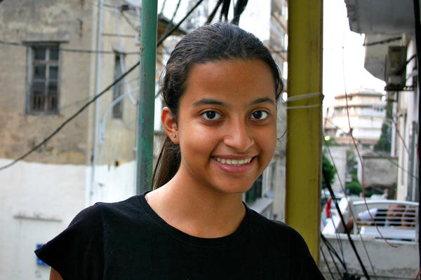 Lea Hatouni is a Christian living in the predominantly Muslim Middle East. Like so many other Lebanese, she expects to have to leave Lebanon to start her career after college.