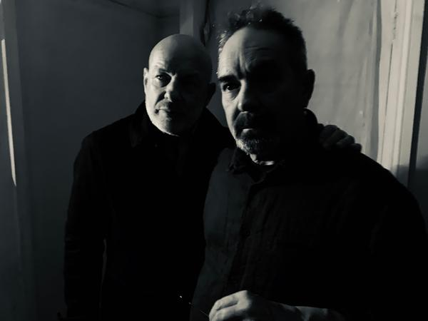 <em>Mixing Colours</em> is Roger and Brian Eno's first release as a duo.